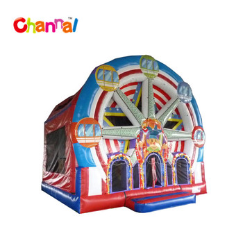 Commerical inflatable air bouncer inflatable jumping house pvc inflatable bouncer for sale