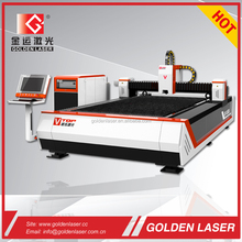 1530 1000W cnc fiber optic laser cutting machine for metal