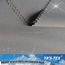 ripstop polyester spandex stretch fabric for work wear, jacket