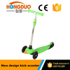 2016 New cheap push scooters foot scooter for kids
