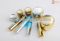 15g 30g 50g 100g 300g Acrylic Cosmetic Cream Jars with Diamond Cap