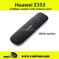 huawei usb 3g modem with external antenna huawei e353