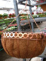 Coconut Coir Hanging Baskets for Indoor and Outdoor