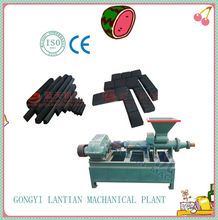 Energy conserving charcoal bars extruding machine//CE AND ISO
