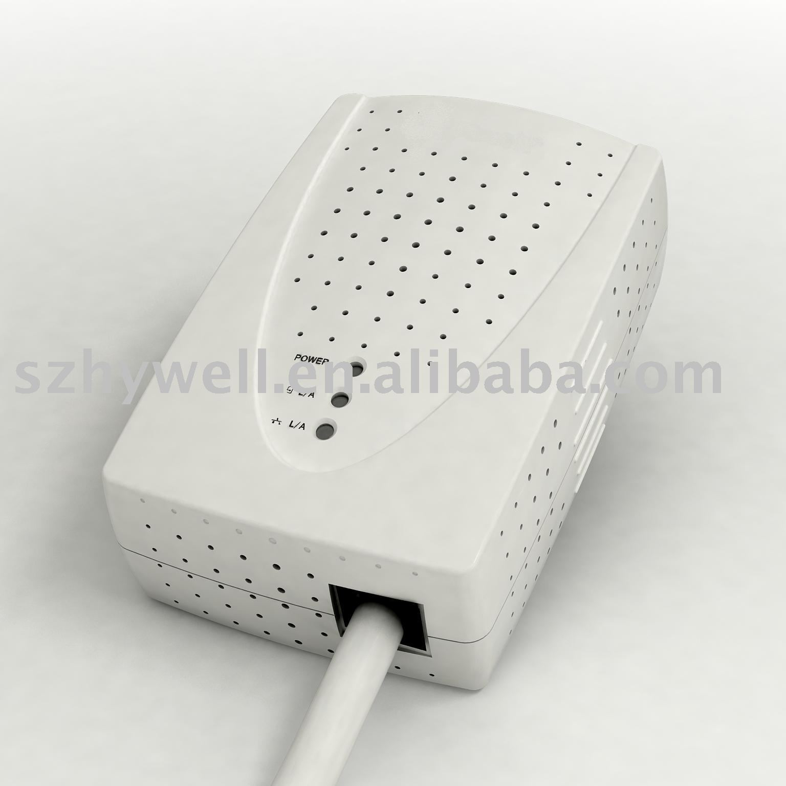 200Mbps Homeplug Ethernet