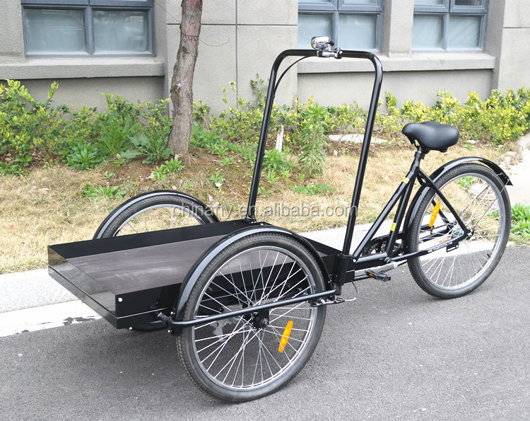 CHEAP CARGO TRIKE /FRONT LOADING TRICYCLE/Plat form Tricycle