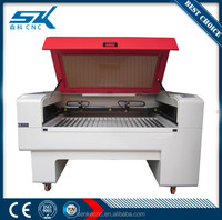 laser engraving machine guangzhou 1300*900mm for Advertisement decoration fabric wood acrylic metal iron steel