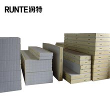 low prices rigid insulation foam core board for cold storage wall panels