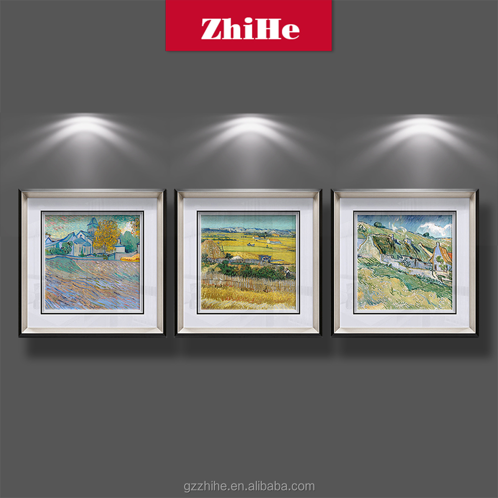 wholesale dropshipping artistic impressions paintings china product handmade beautiful scenery oil painting on canvas home decor
