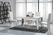 Elegant european dining tables set LK-DS015