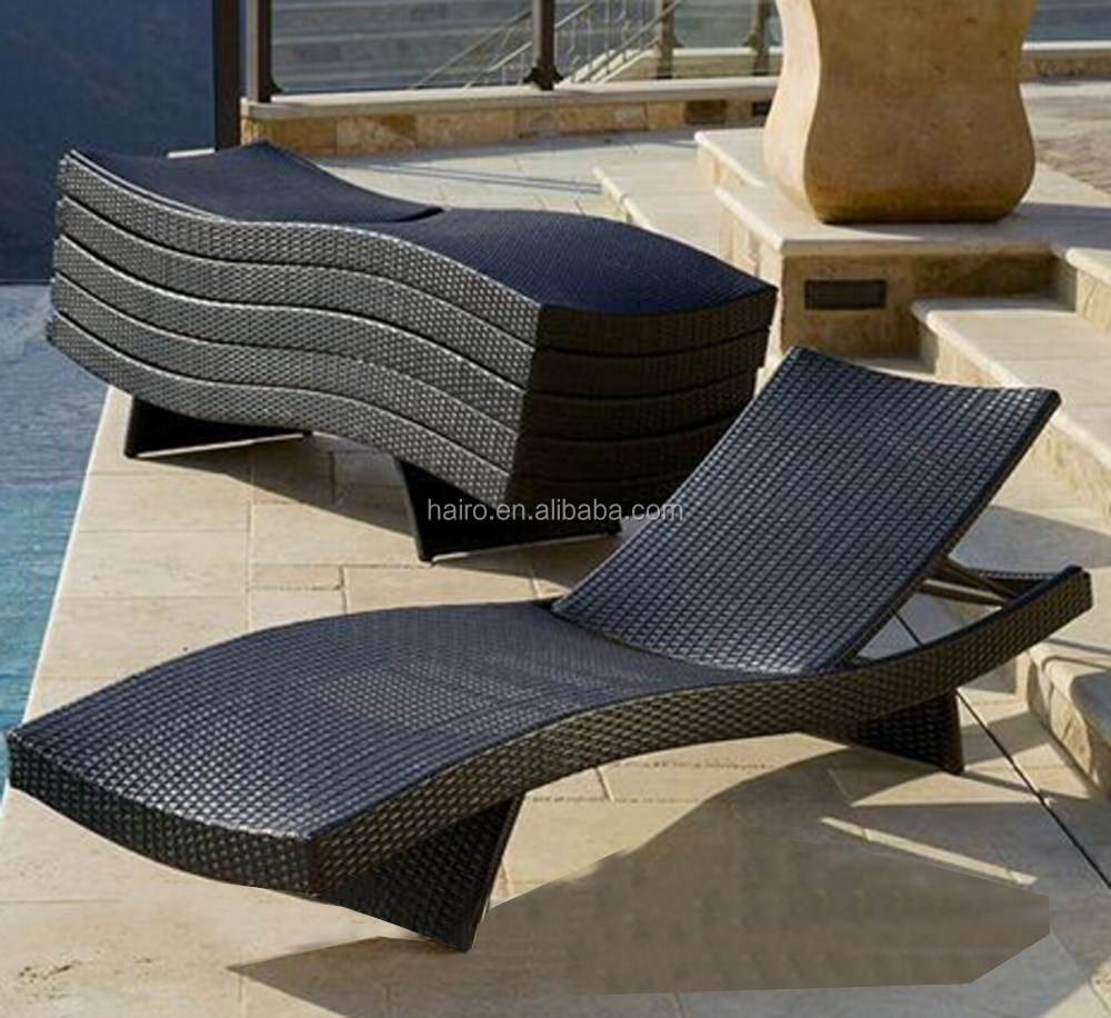 Rattan Outdoor Chaise Lounge Chair/lounge Set/used Chaise ...