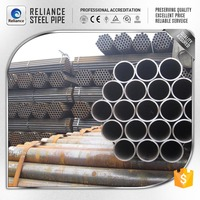 SCH40 CONCRETE LINED ROUND CARBON STEEL PIPE