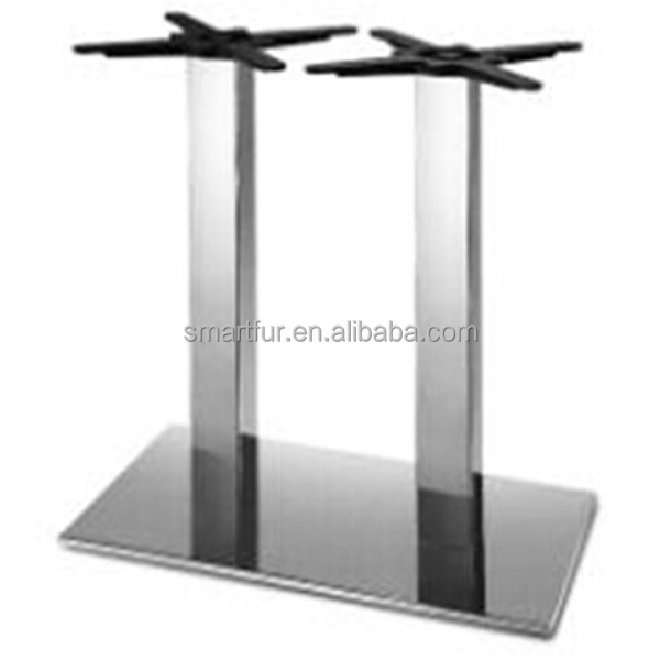 cast iron table bases for granite tops