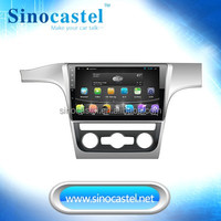 10.1 inch Android VW Passat Car DVD GPS with Bluetooth, Radio, 3G dongle, WiFi, Rearview camera, Mirror link