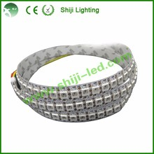 Wholesale Digital WS2812b ws2811 Bluetooth DC 5v Smd5050 Flexible rgb led shop party club Pixel strip