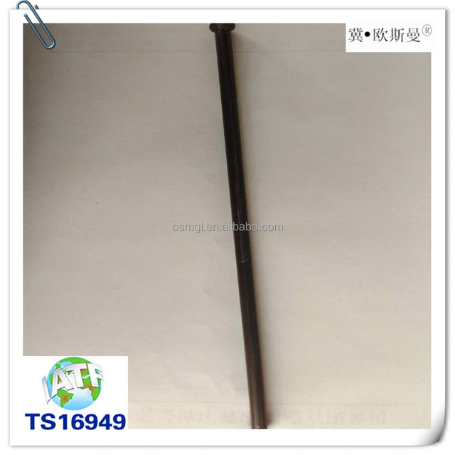 2017 PVF coated double wall steel bundy pipe for brake pipeline of automobile