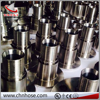 China cheap quick hose fitting cam groove