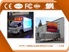 P6 taxi LED advertising board Truck Outdoor full color bus LED display mobile LED screens P6 LED trailer signs