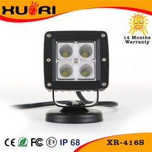 Car Accessorie 16w Led Work Light Automotive Driving Lights For Trucks