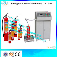 Automatic Carbon Dioxide Dry Powder Fire