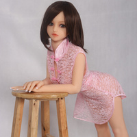 136cm China's latest design qipao girl dress up can stand up sex doll