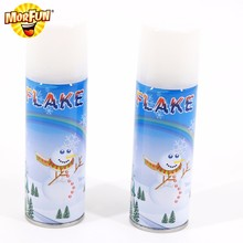 Aerosol Colored Artificial Snow Spray for Party Decorating