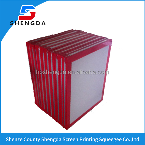 China Wholesale Silk Aluminum Screen Printing Frames For T
