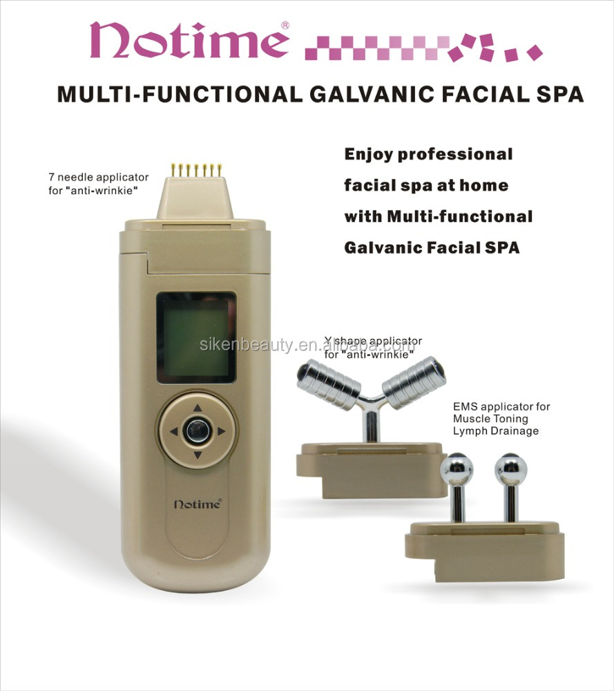 Hot sell in US market micro currents beauty facial equipment foreoluna for beautiful women