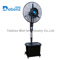 Debenz brand outdoor cooling fan industry fan industrial mist fan CE RoHS