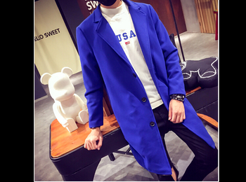 36Gentlemen's long sleeve BUTTON thickens maintains warmth jacket for WINTER season,fom Guangzhou