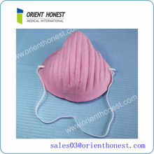 Wholesale nonwoven disposable dust mask Manufacturer hubei china