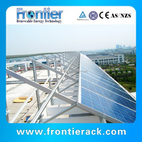 solar mounting racking system