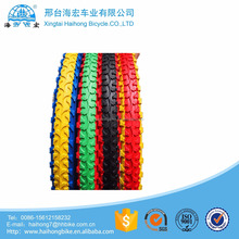 Durable 700x45C mountain bike tires bicycle parts/two color bike tyres