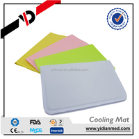 Wholesale Cool hot and cold gel cooling pet car mat