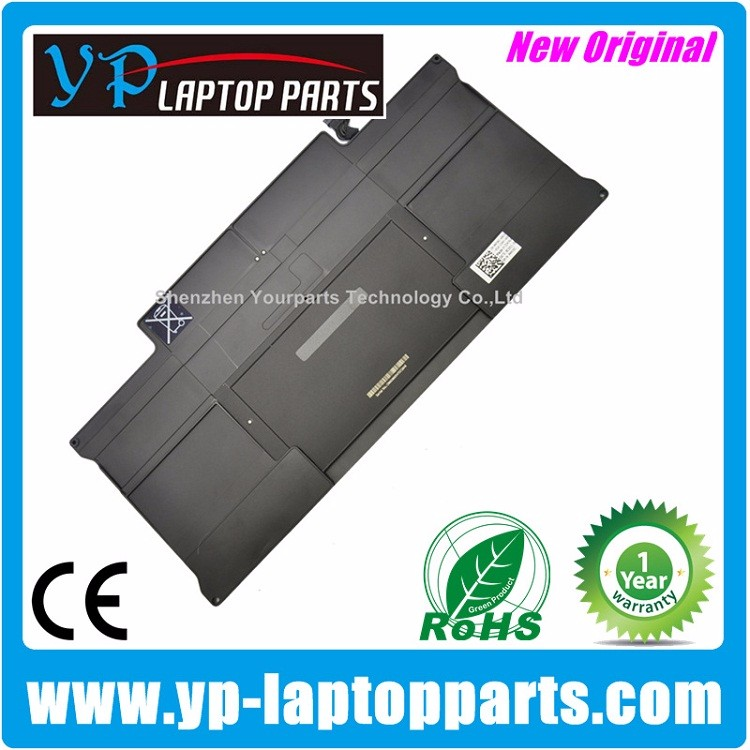 Cheap price hot selling original laptop battery replacement for apple macbook A1377 A1369 A1462