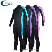 professional new design rash guard/custom dive skin sports suits