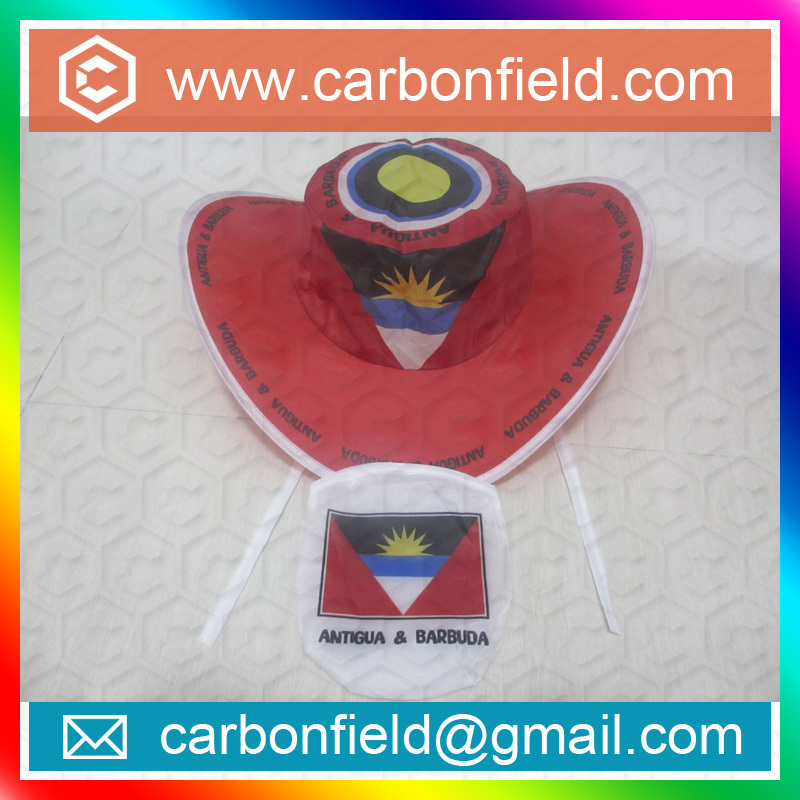 Cheap nylon foldable hat for sale (Can passed EN71 tested and Europe standard)