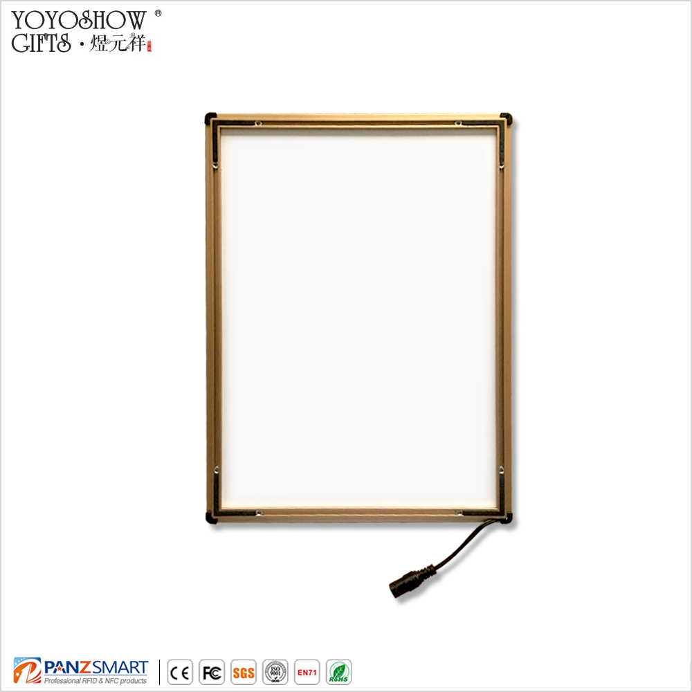 Waterproof metal profile indoor outdoor ultra <strong>slim</strong> 8.3mm thickness advertising <strong>led</strong> <strong>light</strong> box for all exhibition or show