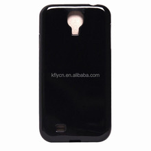 wholesale Black tpu pc blank case black case for subliamtion,case for Samsung
