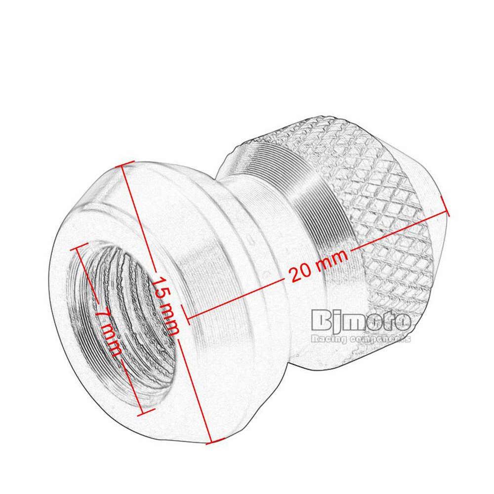 Pair Motorcycle Motorbike Aluminum Tire Wheel Air Pressure Valve Stem Caps for Auto Car Truck MTB Bike Scooter Tire Valve Stem C