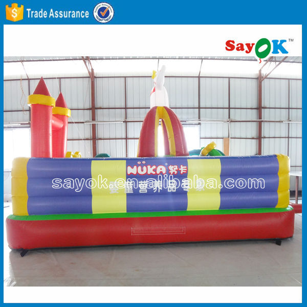 new products 2016 Various Kinds of PVC Inflatable Bouncer Castle