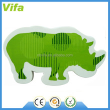 customized animal shaped erasers