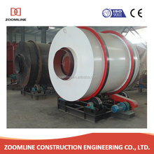 Corn Starch Rotating Roller Drum Dryer / Rotary Vacuum Drum Dryer For Sale