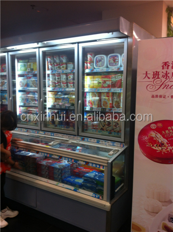 High quality commercial display freezer for frozen food shop high quality commercial display freezer for frozen food shop display chest freezer glass door planetlyrics Gallery