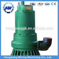 BQW FLAME-PROOF SUBMERSIBLE SEWAGE PUMP FOR MINES