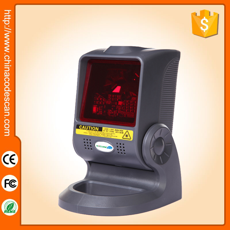 NT-6030 Omni-Directional 1D Barcode Scanner/reader for supermarket