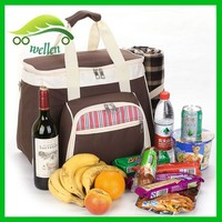 New Trendy Fresh Insulated Lunch Bag,Waterproof Picnic Bag,Cooler Thermal Bag