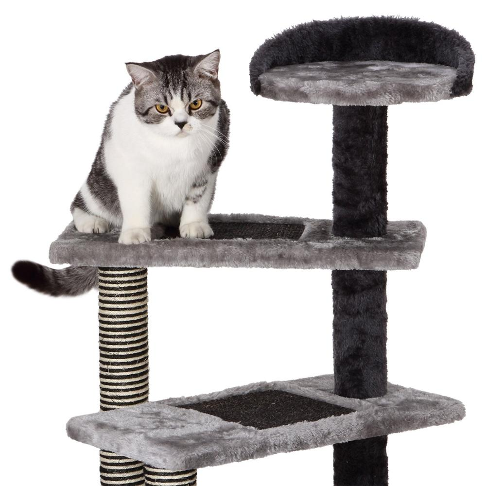 Cheap natural sisal new design cat tree