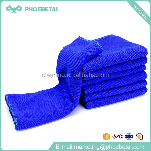 High Quality washin label cleaning microfiber cloth Shipping mark