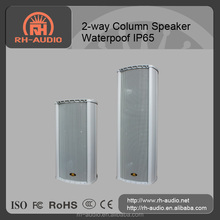 RH-AUDIO High Power Professional Column Speaker for Indoor Outdoor PA System